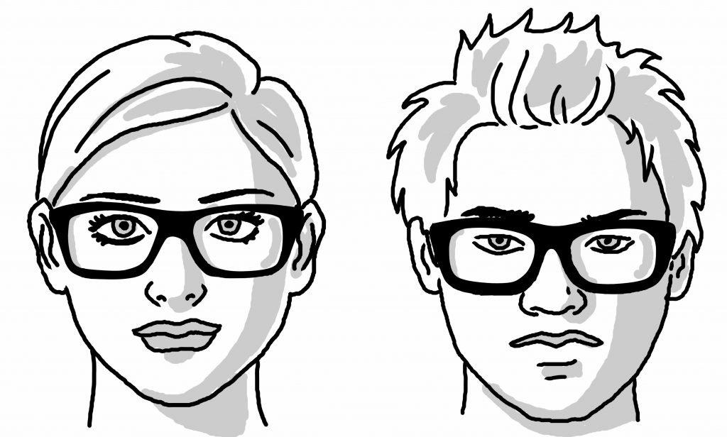 Round Face Glasses | James Bensen